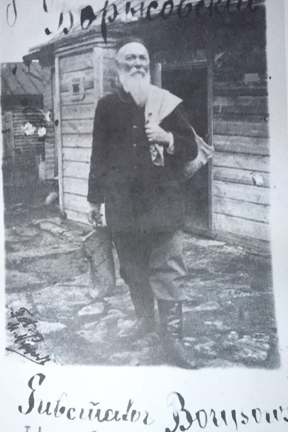 Johann Christoph Candrian (1849-1928) ha gì success sco um da fatschenta, ma a Panaduz è el turnà sco murdieu
