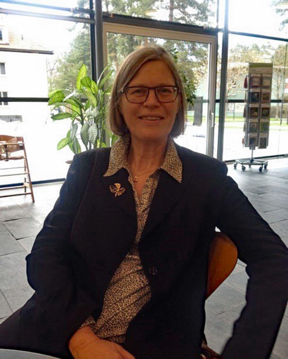 Suzanne von Blumenthal.