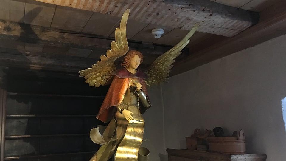 Fotografia da l'anghel Michael
