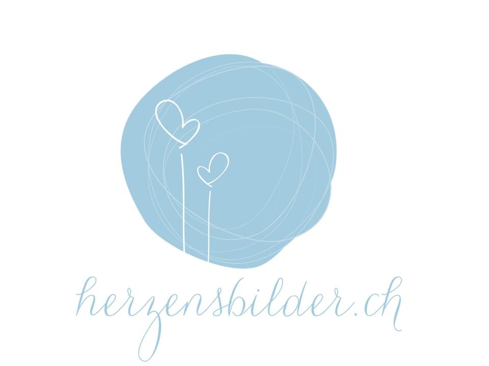 il logo da la organisaziun Herzensbilder