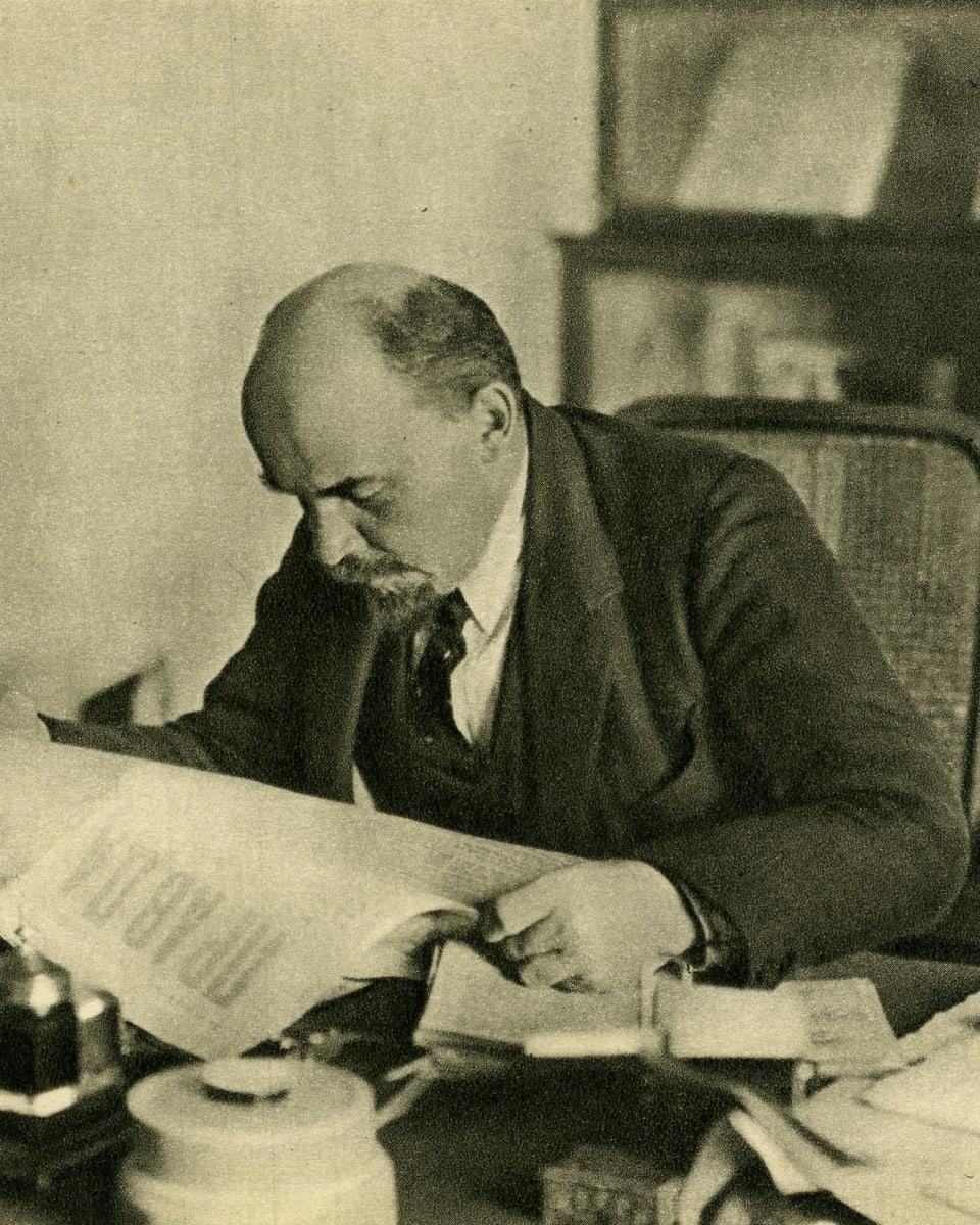 Wladimir Lenin: