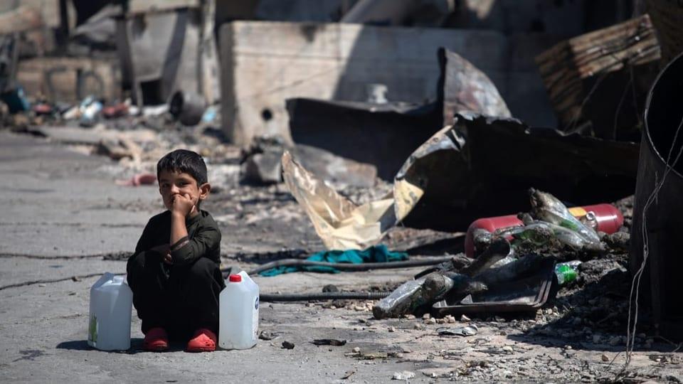 Ein Jahr nach Brand in Moria: Neue Flüchtlingslager auf griechischen Inseln