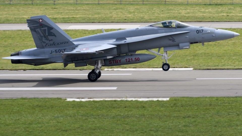 Beschaffung von Kampfjets - VBS nimmt Mitarbeitern den Maulkorb ab