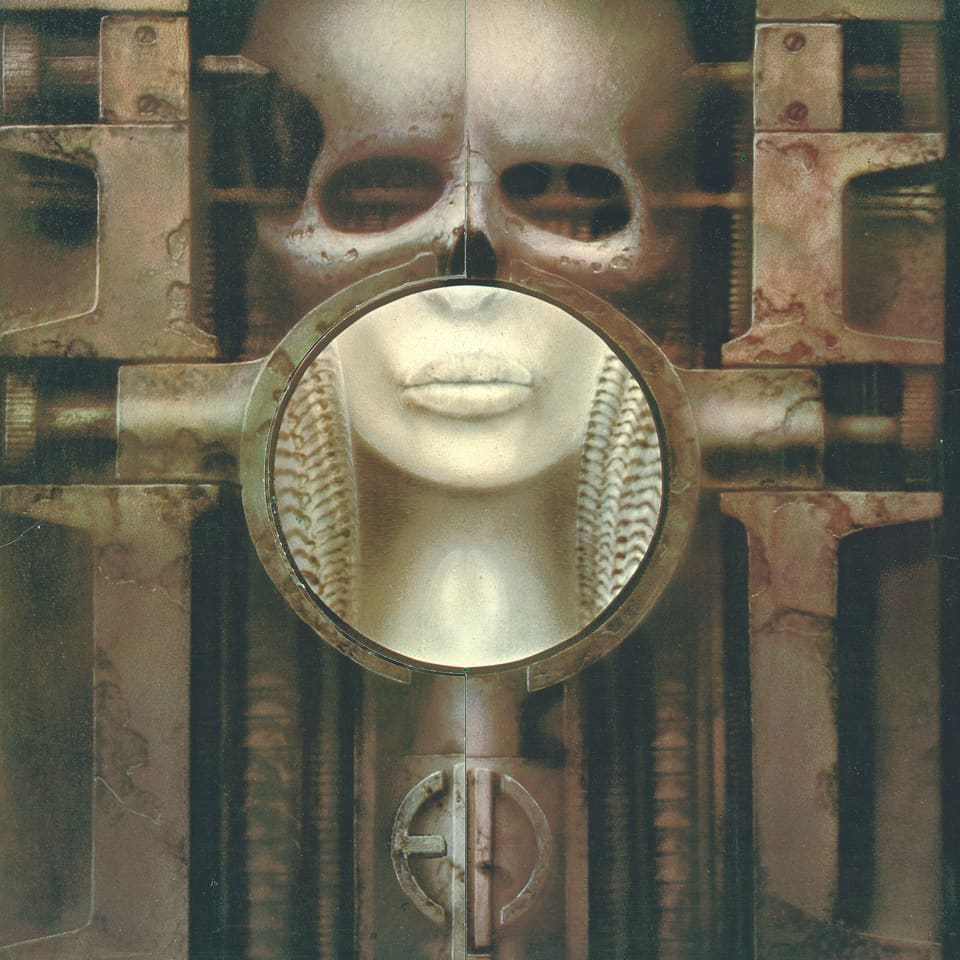 Plattencover der Band Emerson Lake and Palmer