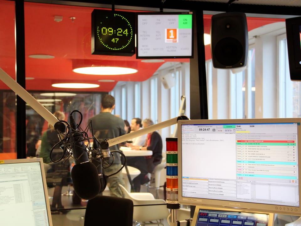Der «Treffpunkt» berichtet live vom Jury-Tisch.