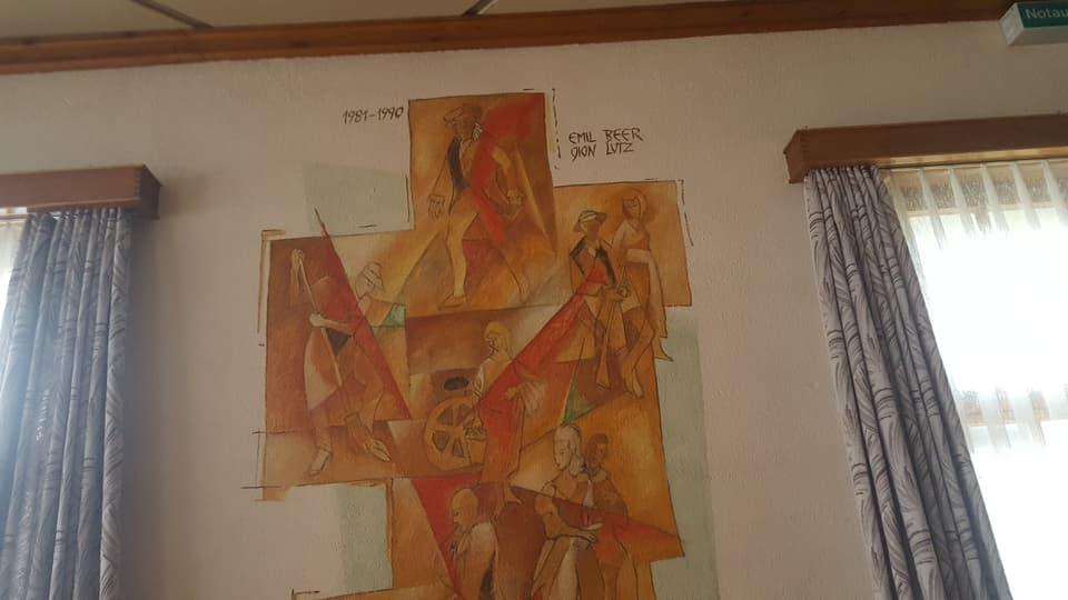 Reschissurs dal 1979-1990, Emil Beer e Gion Lutz.