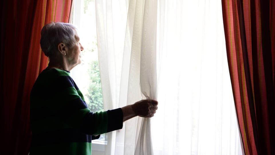 Lehren der ersten Welle – Wie reagieren die Altersheime jetzt?