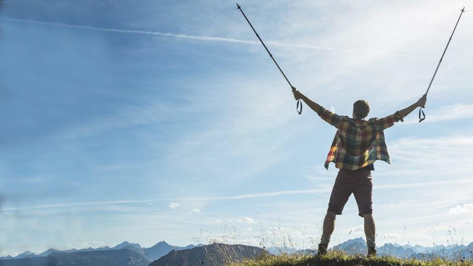 Fünf wichtige Tipps zum Thema Wanderstöcke