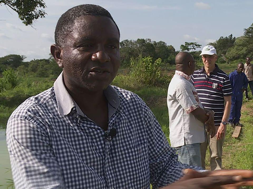 Der Direktor und Gründer des Institut Agricole d'Obala im Interview.