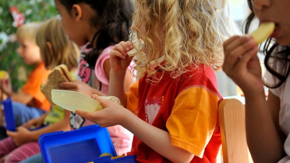 Wirkung und Nebenwirkungen von Ernährungskampagnen bei Kindern