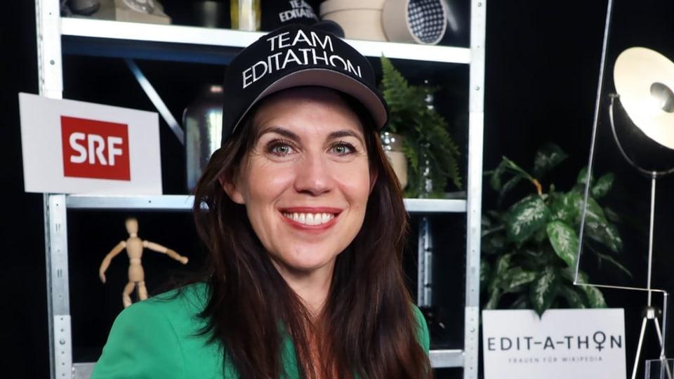 Susanne Wille, Gastgeberin und Leiterin Abteilung Kultur SRF