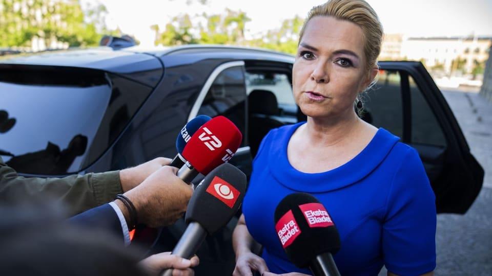 Dänische Ex-Ministerin vor Gericht