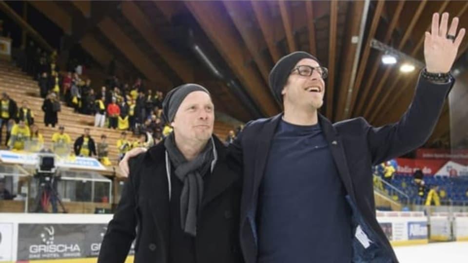 Jan & Reto von Arx èn novs scheftrenaders