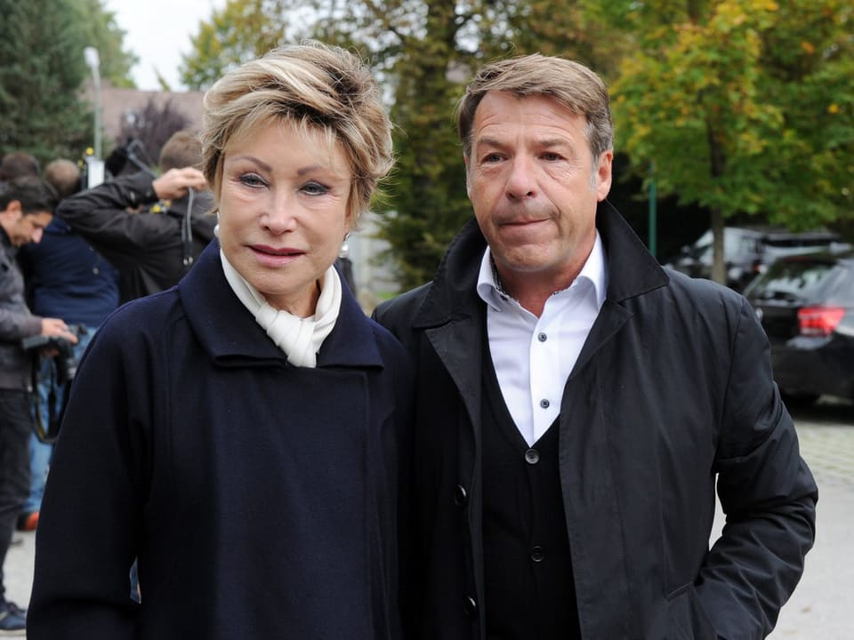 Antje Kühnemann und Michael Lindner