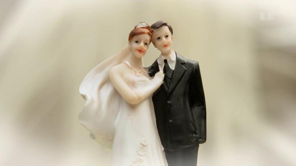 Hochzeit, Ehe, Partnerschaft: Macht Heiraten glücklich?