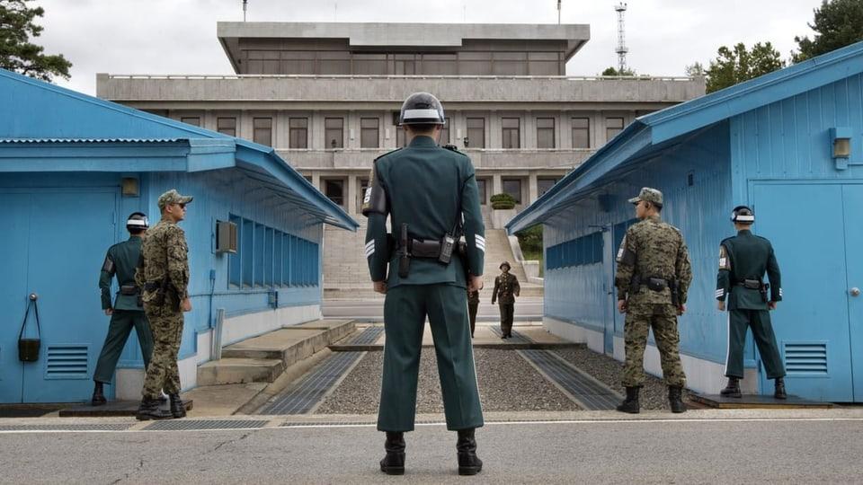 Nord- und Südkorea sprechen wieder miteinander
