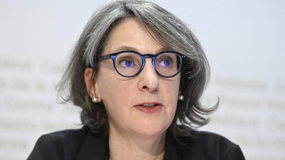 «Kann das Zertifikat die vierte Welle brechen, Frau Lévy»?