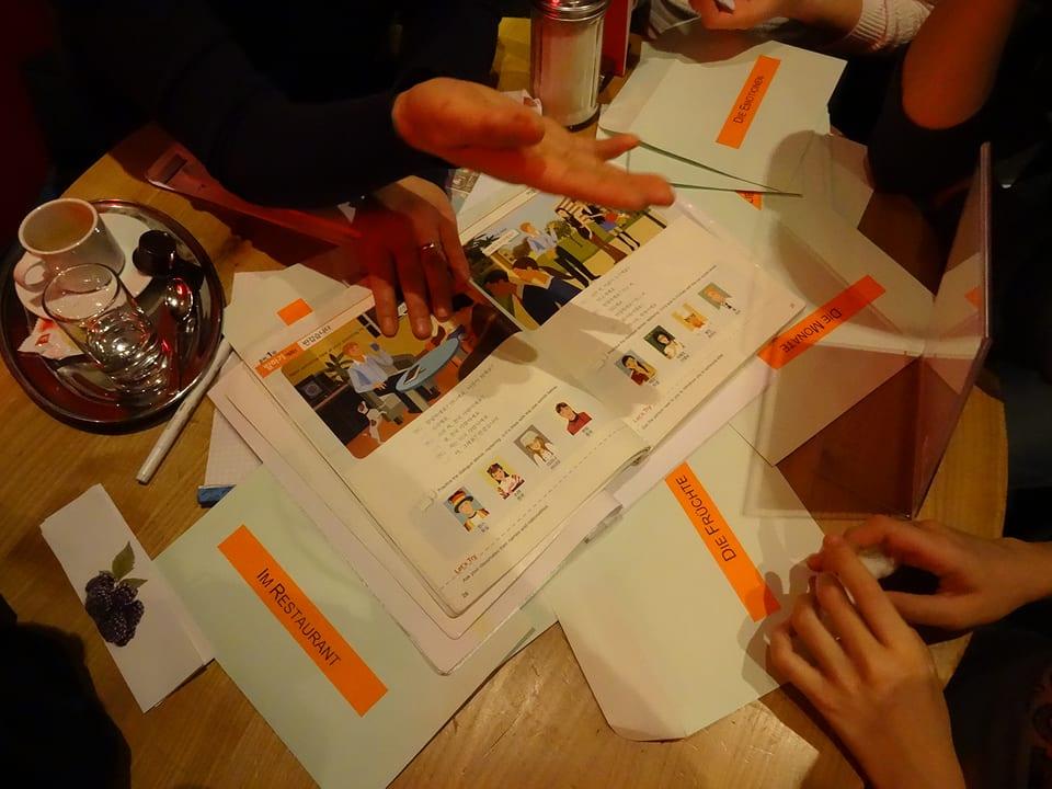Emprims pass da corean.