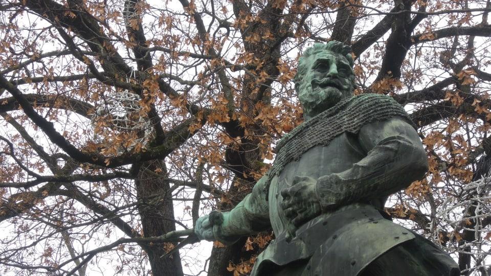 Sculptura da  Banadetg Fontana.