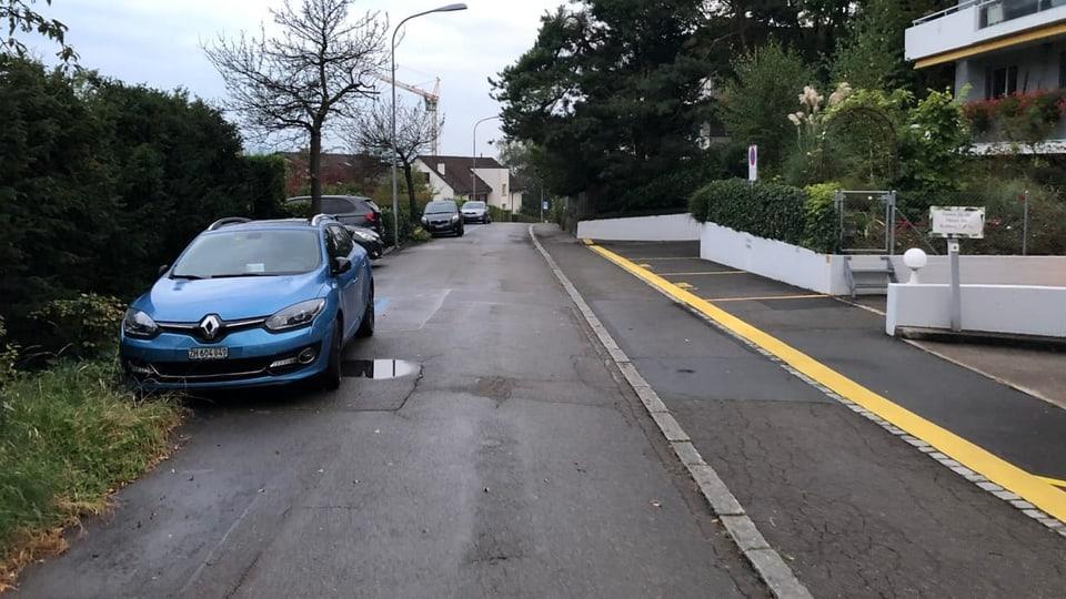 Parkplätze R.I.P