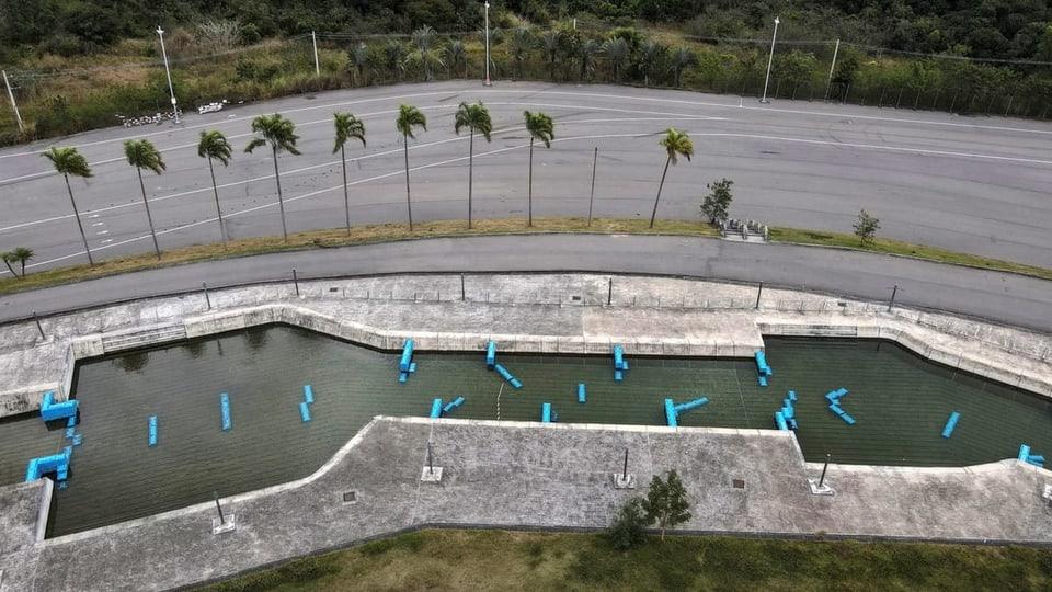 Rios Olympia-Park: Erneut grosse Versprechen der Regierung