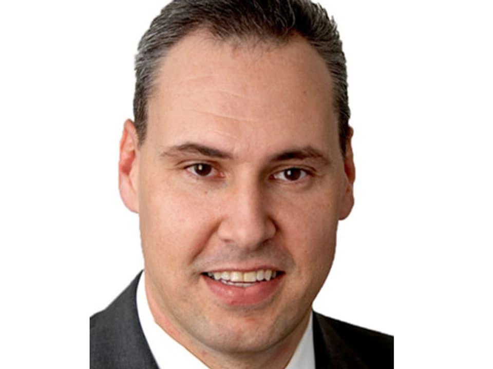 Portrait von Stefan Thurnherr