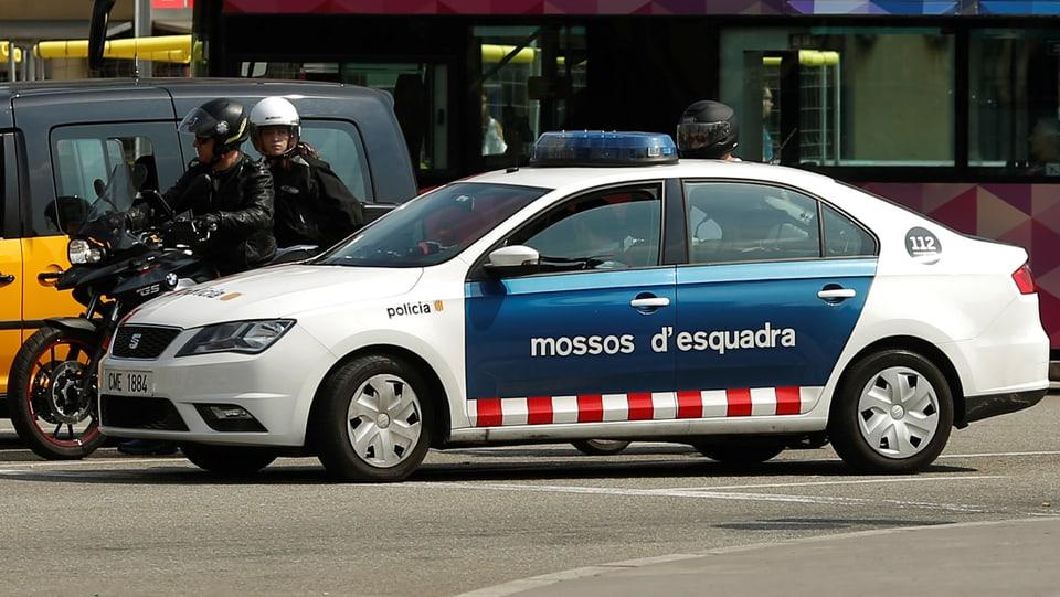 Streit um unabh ngigkeit madrid bernimmt kontrolle der regional polizei kataloniens news srf - Ka international madrid ...