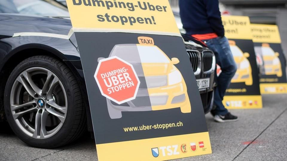 f182633a18823 Entscheid der Suva - Uber blitzt ab  Fahrer sind Angestellte - News - SRF