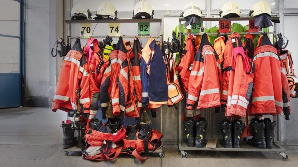 Schutz und Rettung Zürich ist für Notfälle vorbereitet