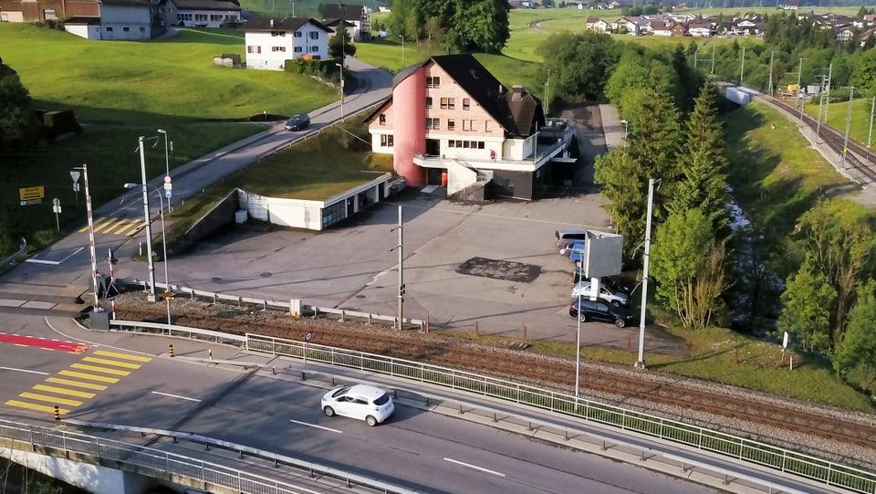 Asylzentrum Biberhof in Biberbrugg/SZ
