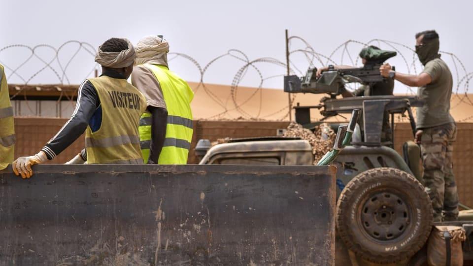 Islamistenführer in der Sahelzone ausser Gefecht gesetzt