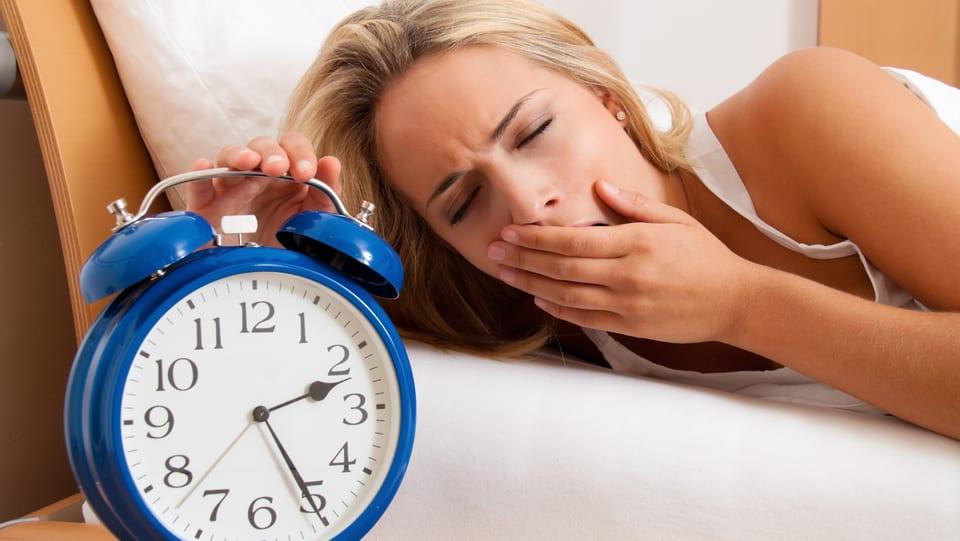 Schlafmangel beeinflusst die Gene