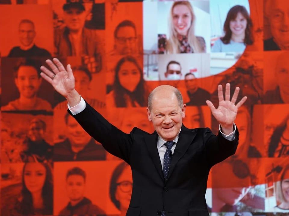Olaf Scholz, 63, Sozialdemokratische Partei Deutschlands SPD