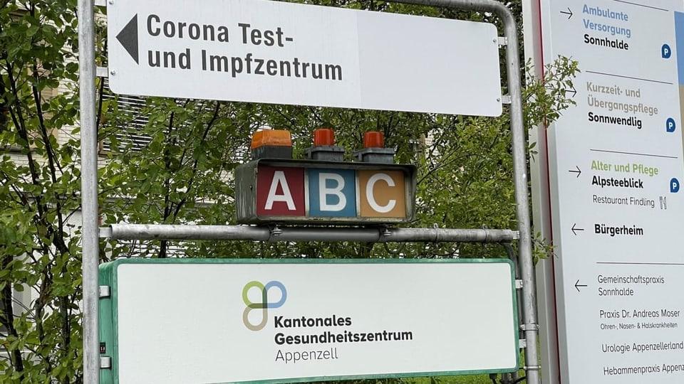 Walk-In-Impfzentrum Appenzell-Innerhoden: Schnell, unkompliziert