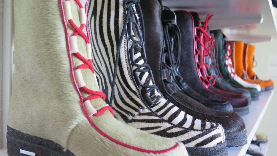 size 40 e9213 00456 Thuner Schuhfirma Kandahar - Liebhaberei oder ein Geschäft ...