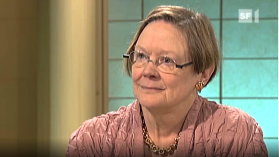Aus dem Archiv (03.03.08): Brigitte Woggon über Antidepressiva