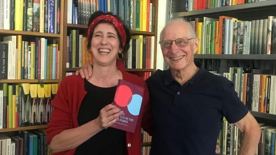 Suzann-Viola Renninger e Werner Kriesi