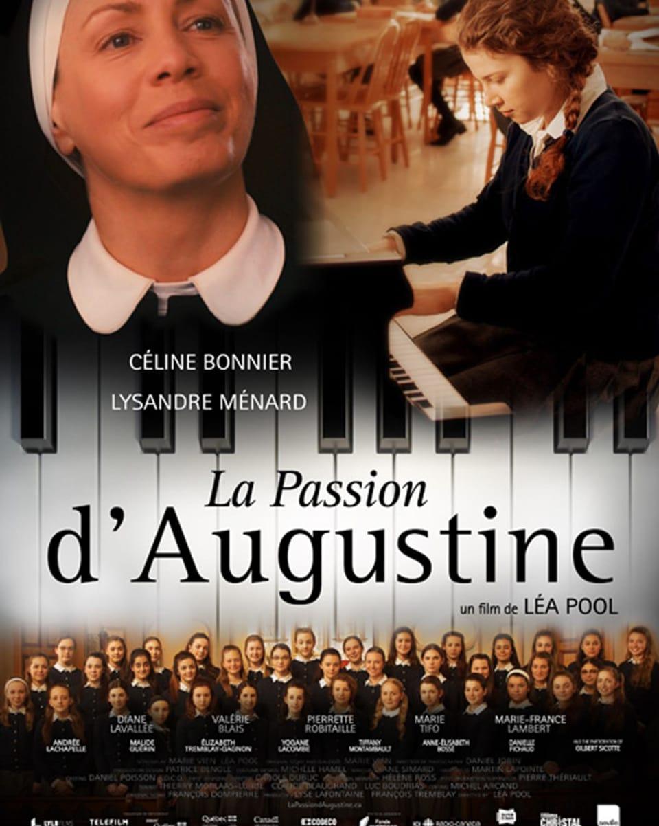 Placat dal film «La passion d'Augustine».