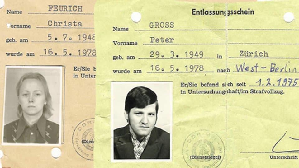 Schweizer im Stasi-Knast