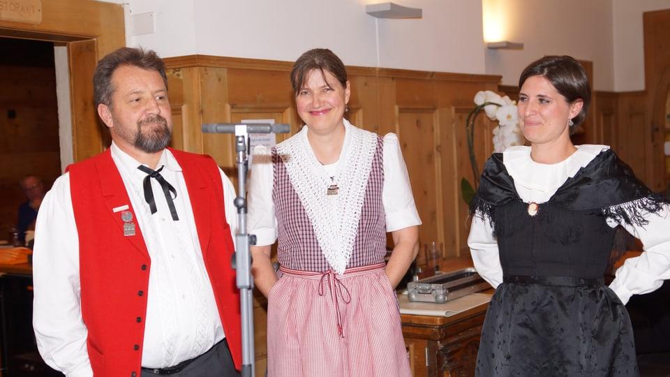 trio avant public