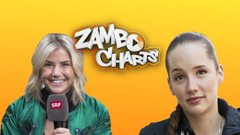 Frauenpower in den «Zambo»-Charts