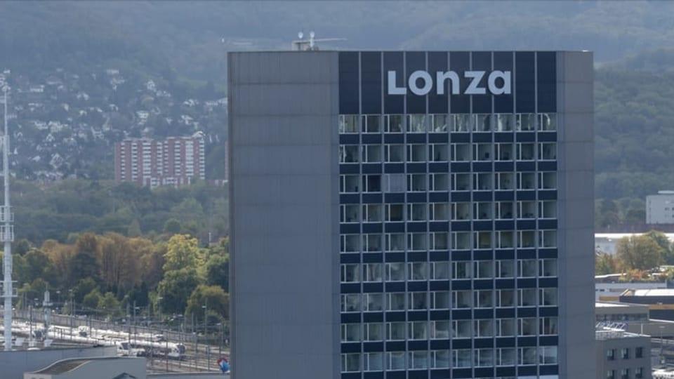 Da Radio SRF: Lonza ha finamiras ambiziusas
