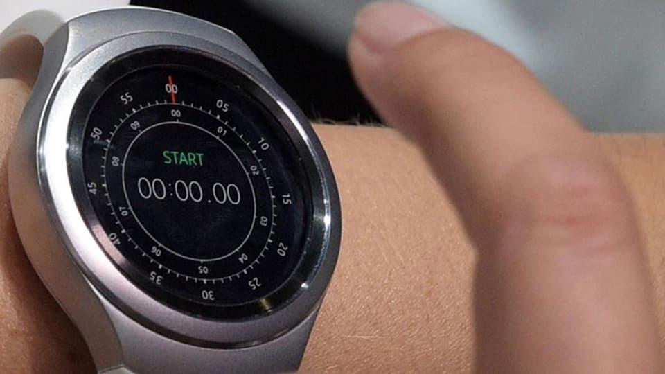 testsieger smartwatch test den smarten allesk nnern. Black Bedroom Furniture Sets. Home Design Ideas