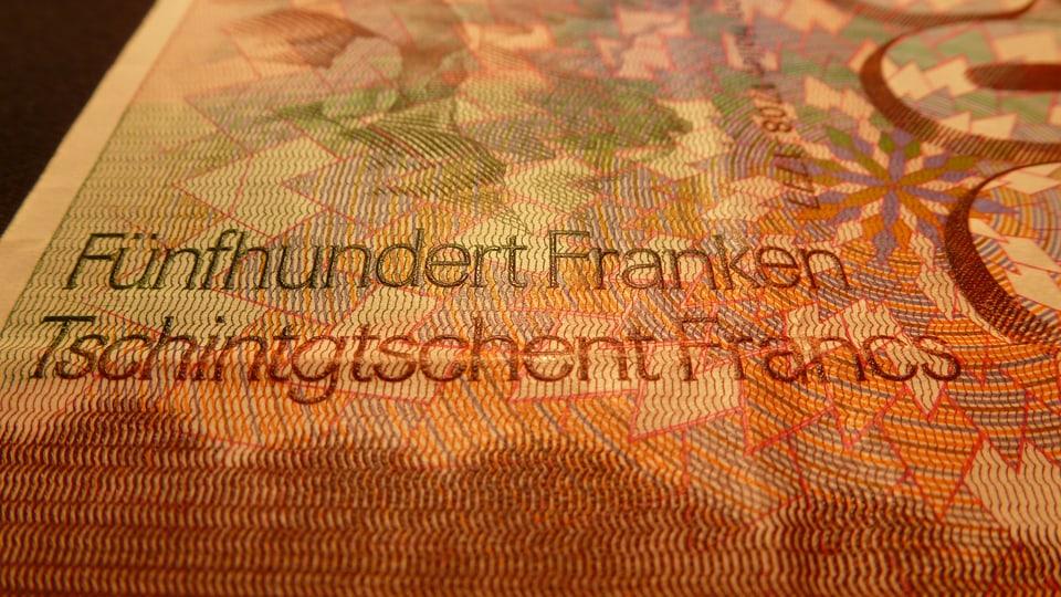 Tschintgtschent Francs