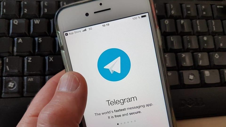 Sputims Scherz verbreitet sich auf Telegram wie ein Lauffeuer