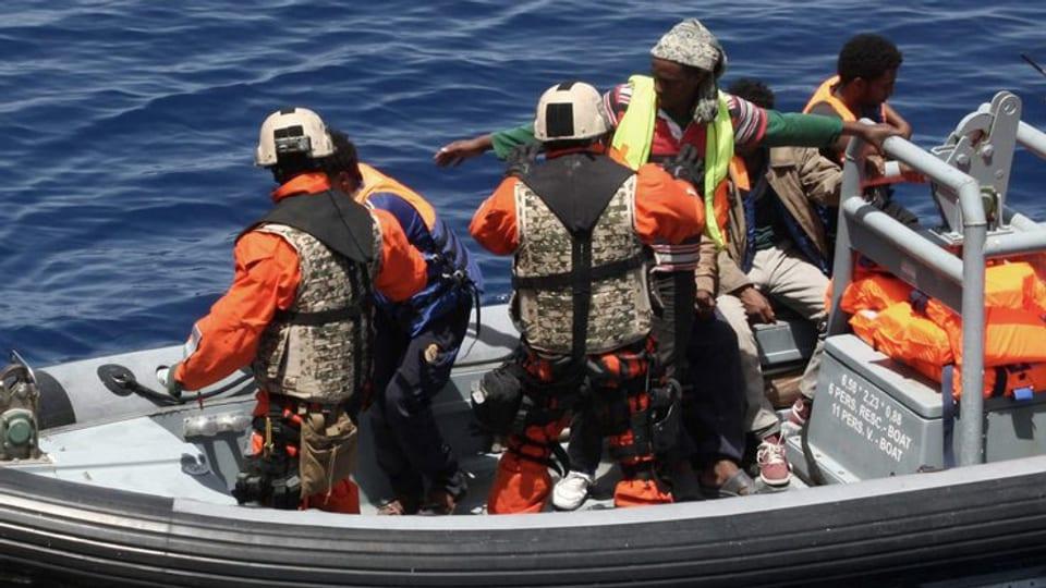 News Flüchtlinge Mittelmeer