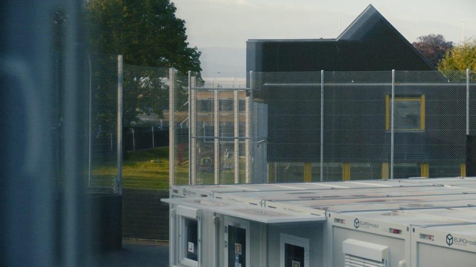 Gefängnisareal