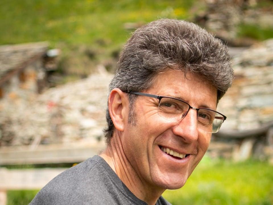 Gino Bongulielmi hat auf Tourismus umgestellt