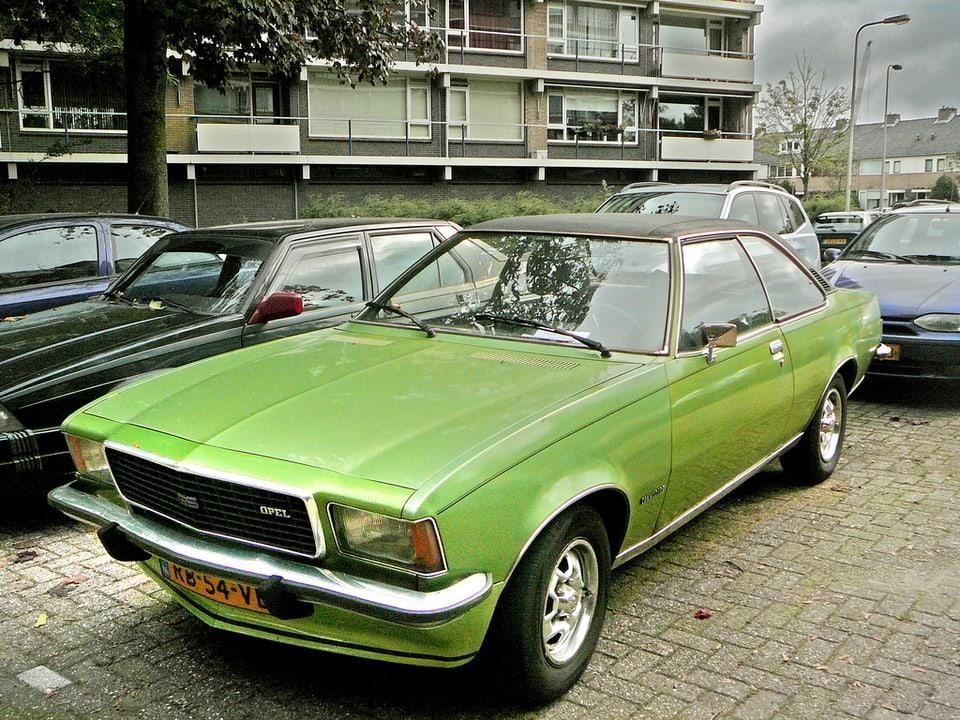 Opel Commodore 2500