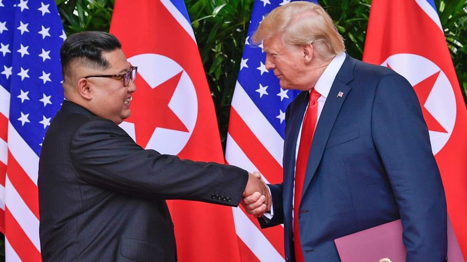 Nord Korea Usa